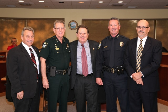 State Attorney Congratulates new NSB Chief of Police