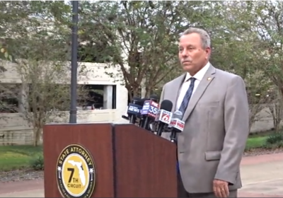 State Attorney R.J. Larizza Announces Indictment of Ramos
